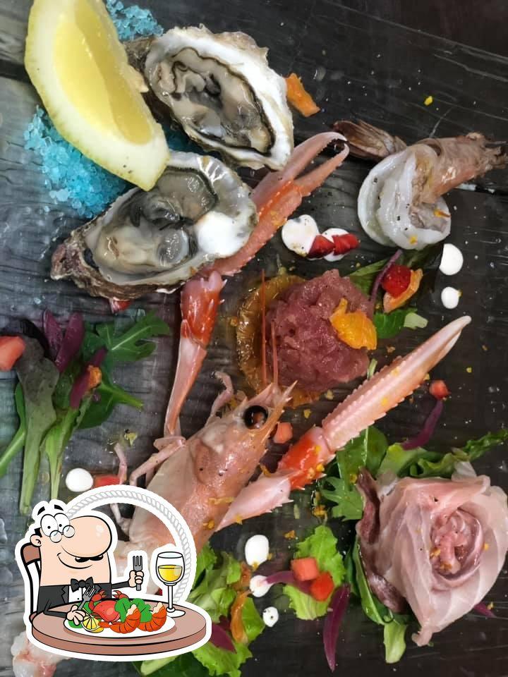 Degusta los distintos sabores del mar Il mare in terrazza
