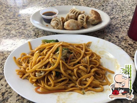 menu at mr chen's kitchen restaurant hernando