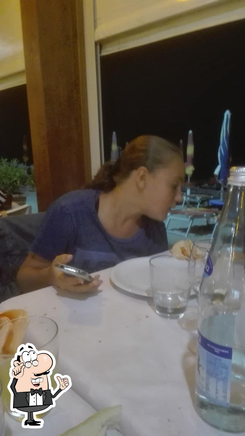 Забронируйте столик в Chalet Il Gabbiano