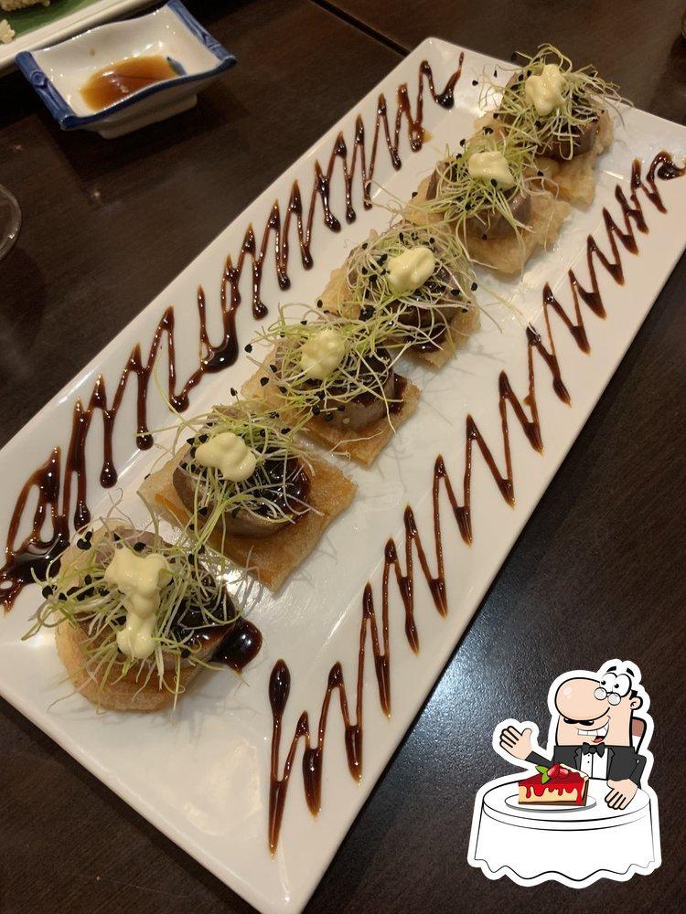 N'oubliez pas de commander un dessert à Izu