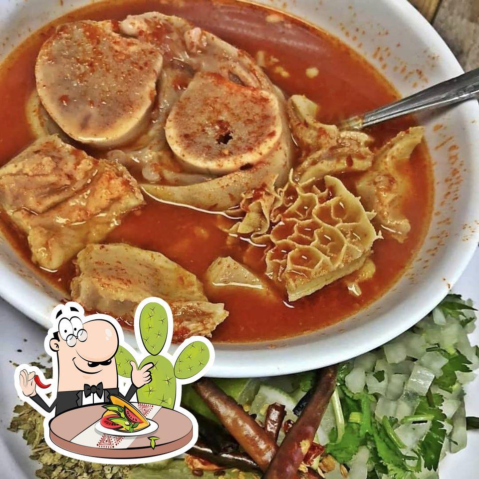 Comida en Mexterra