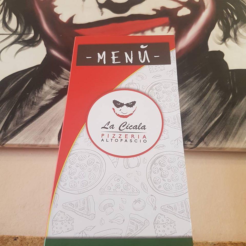 Controlla le informazioni su Pizzeria La Cicala Di Antonio Falivena