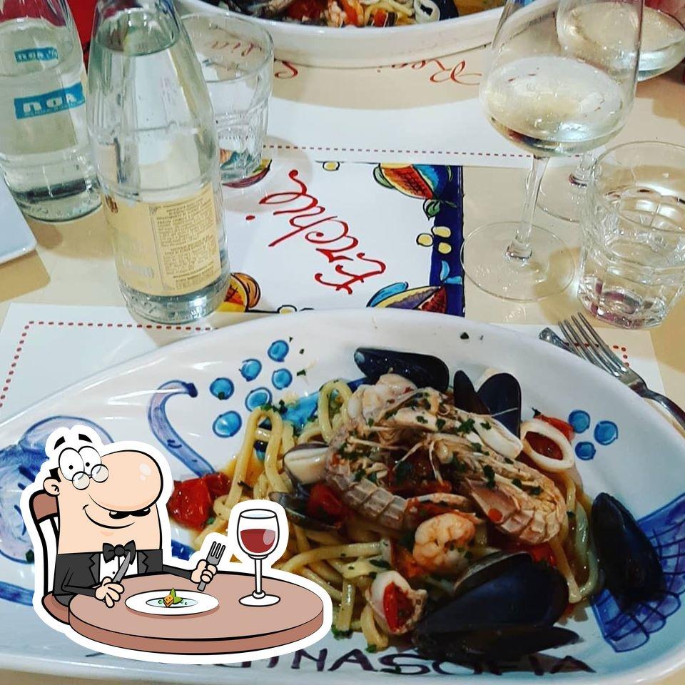 Еда в Regina Sofia