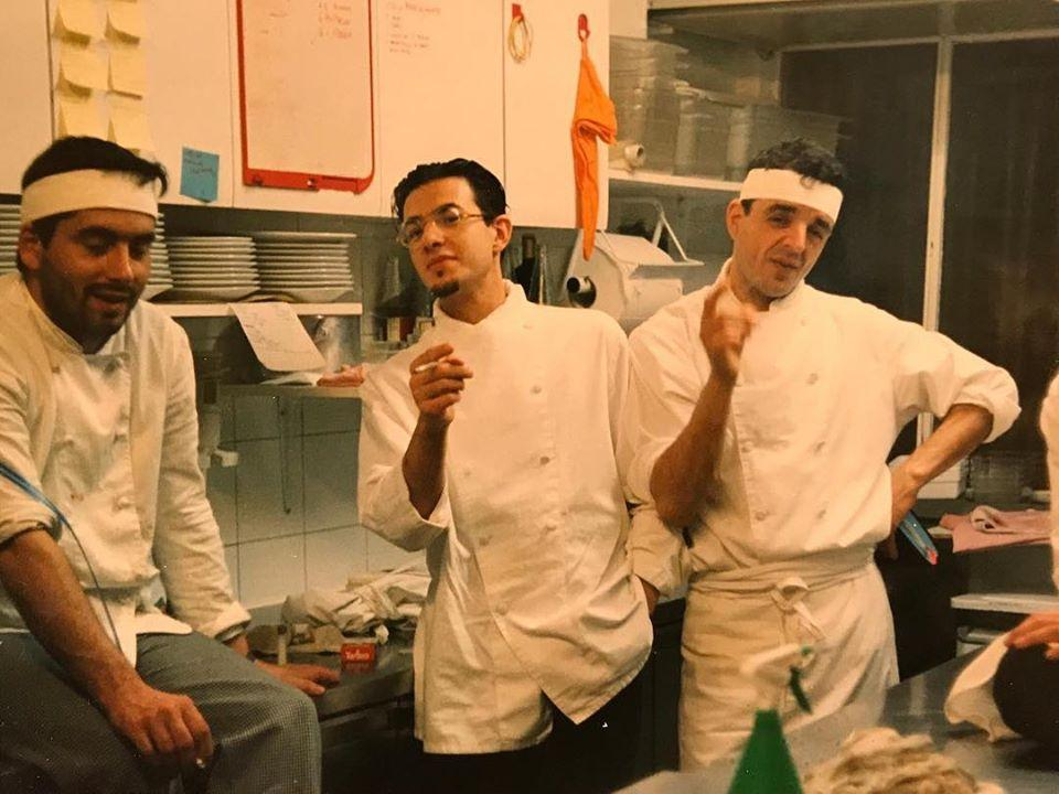 Prova i piatti cucinati dallo chef