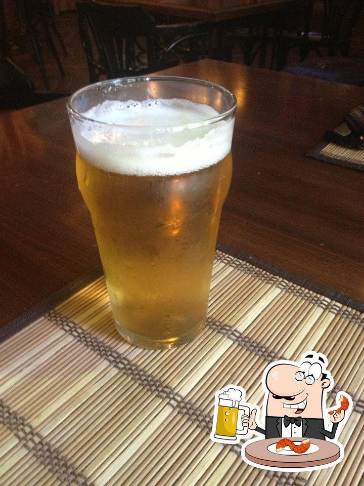 Выпейте стаканчик пива в конце дня