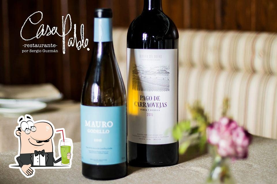 Casa Pablo предлагает широкий ассортимент напитков