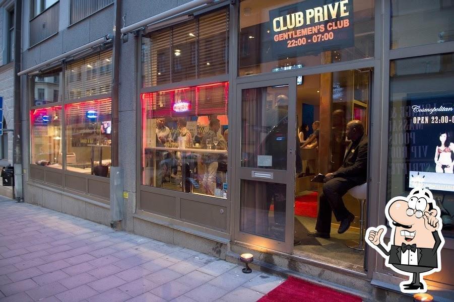 Club Prive Tjejer