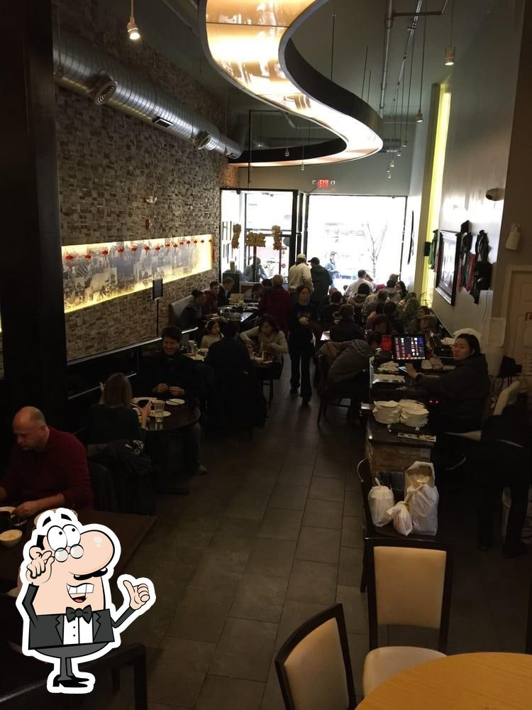 Check out how Dim Sum Garden looks inside