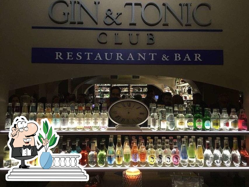 Check out how Gin & Tonic Club looks outside