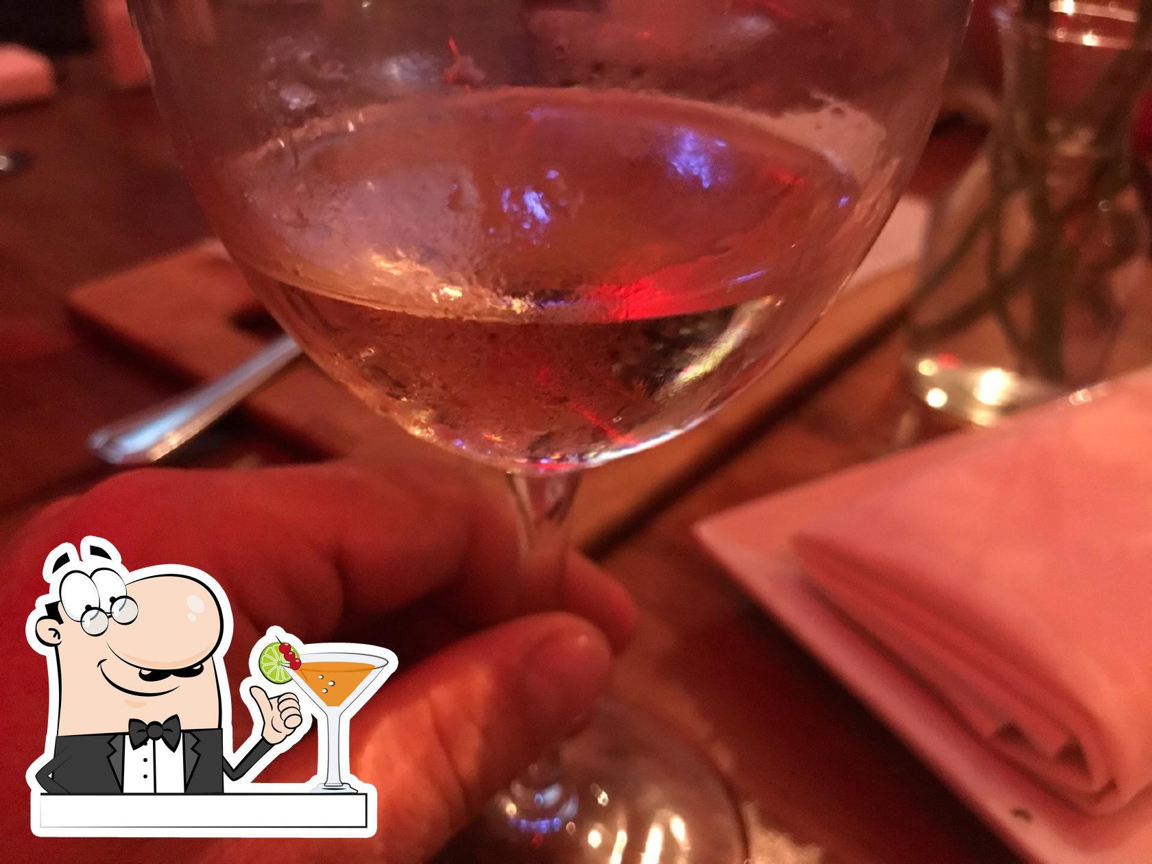 Disfruta de un de las bebidas de la carta