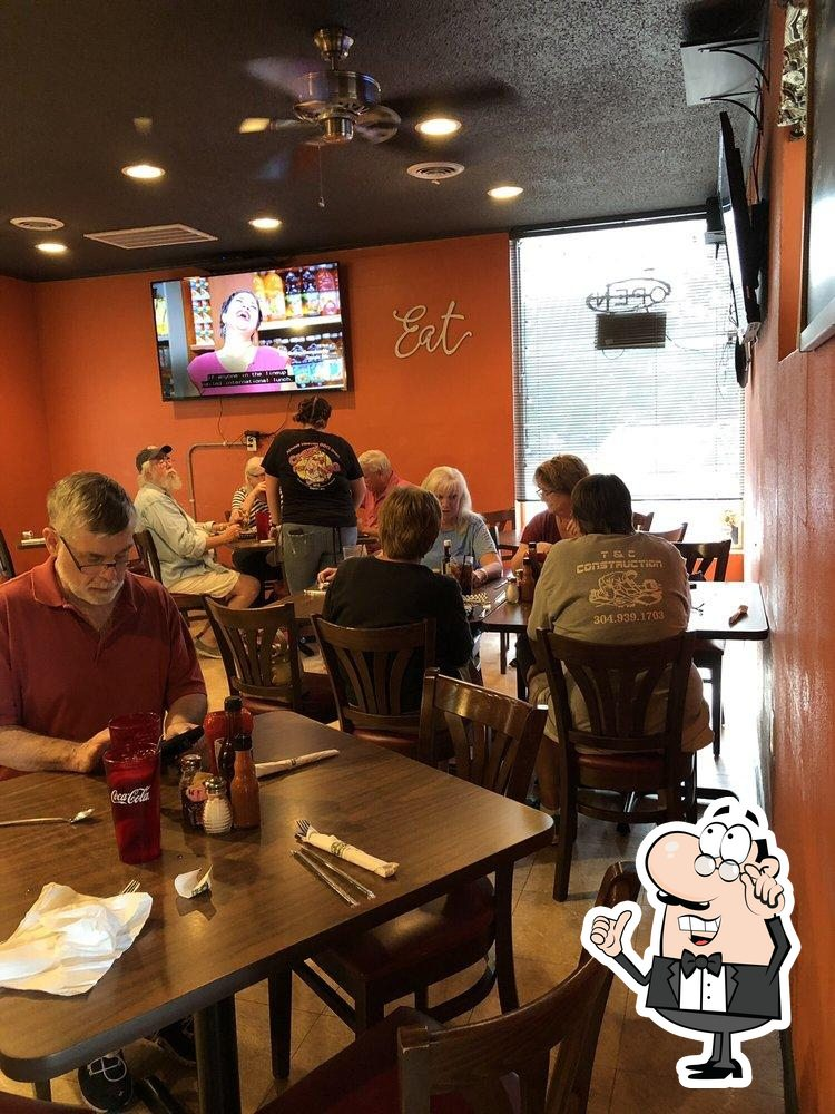 Check out how Main Street Cafe & Grill looks inside
