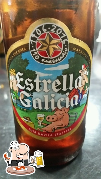 Cervecería Los Maños sirve distintas cervezas