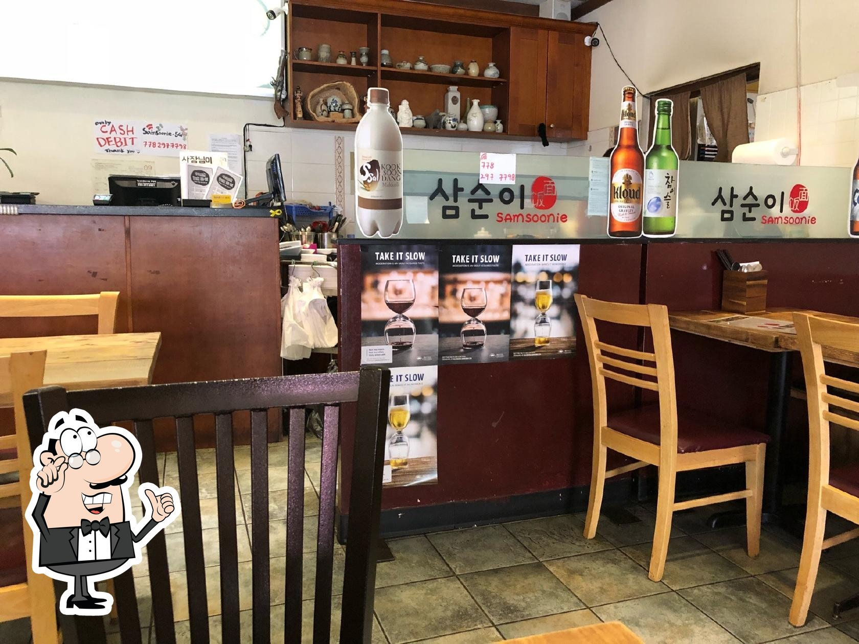 The interior of Samsoonie Noodle And Rice