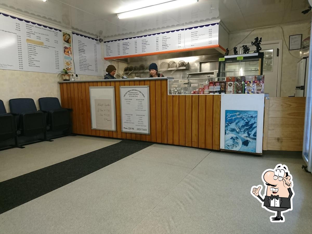 Trentham Station Fish Chip Shop In Upper Hutt Restaurant Reviews
