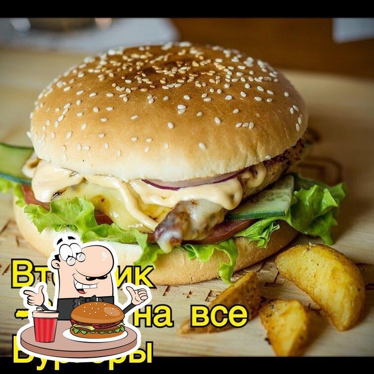 В Бургер Проджект вы можете попробовать гамбургеры