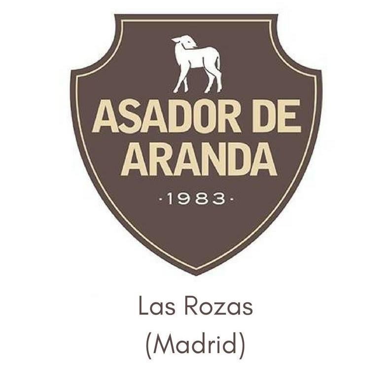 El logo de Asador de Aranda