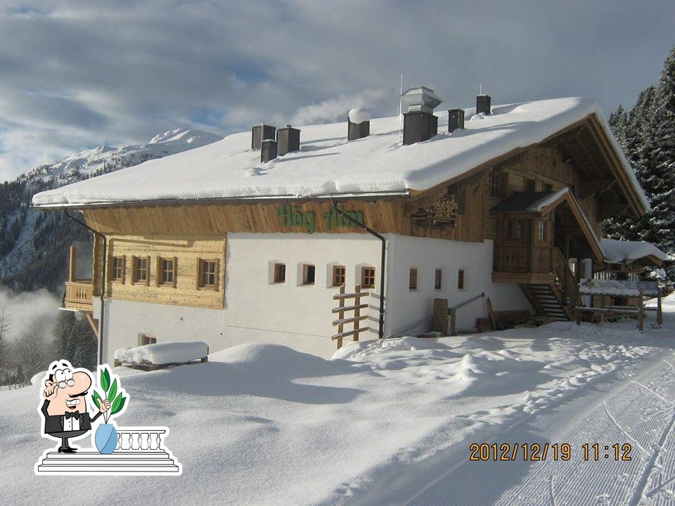 Check out how Hög Alm looks outside