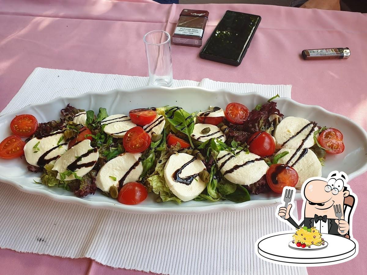 Food at Gasthaus Zapfel
