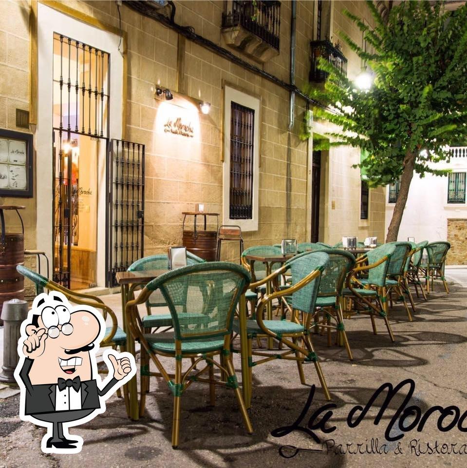 Check out how La Morocha looks inside