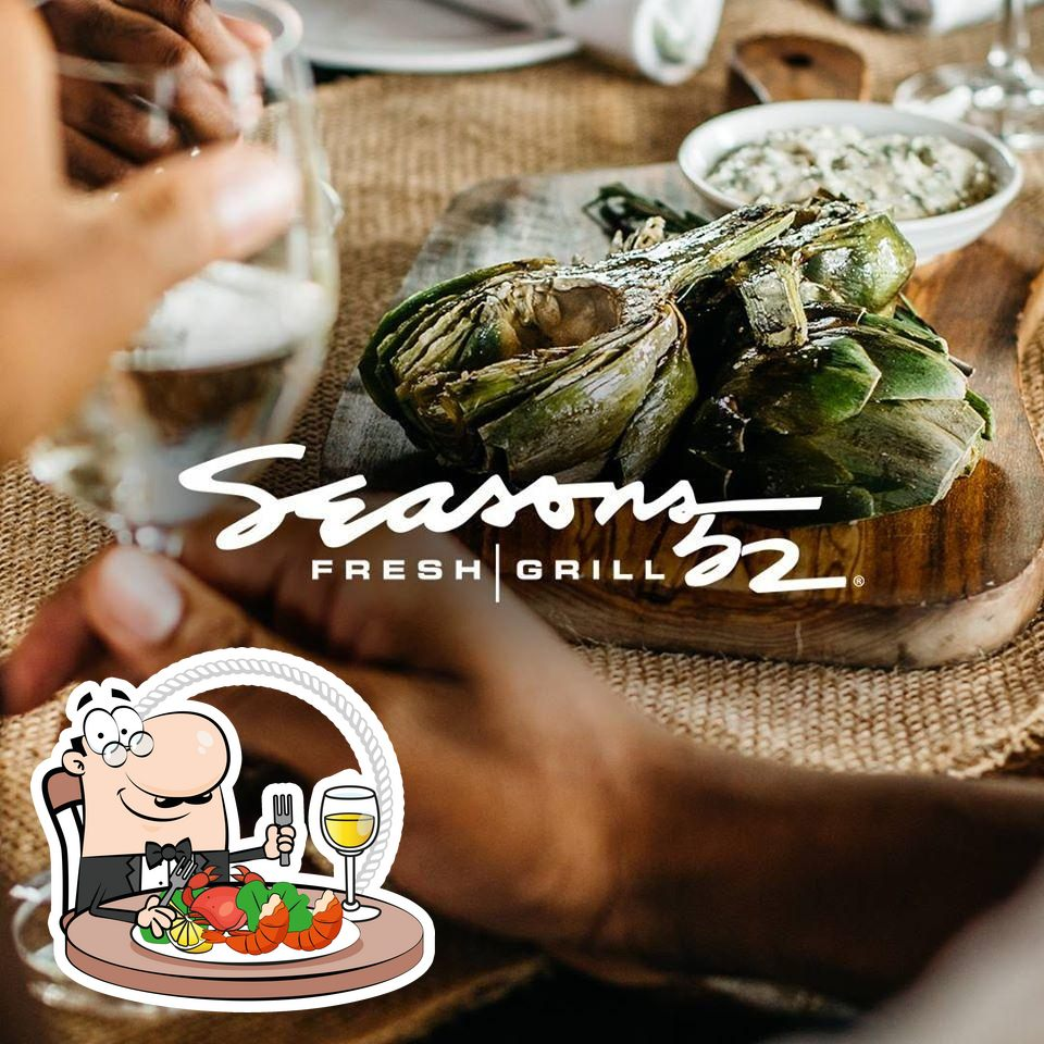 Try out different seafood dishes available at Seasons 52