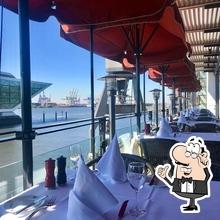 Fischereihafen restaurant hamburg gourmet menü