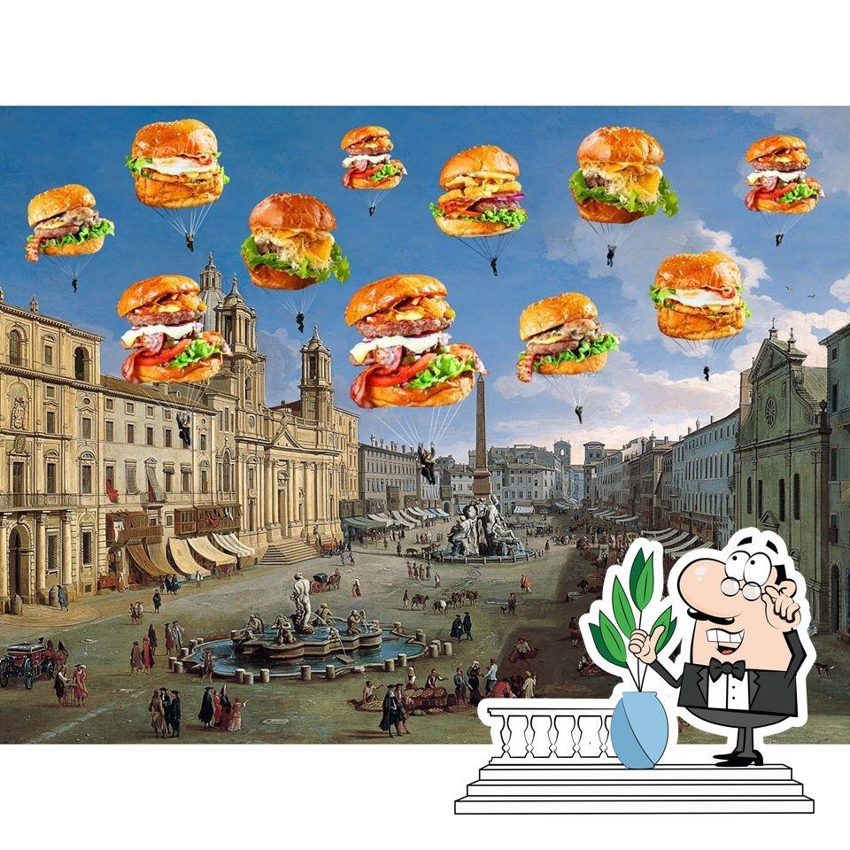 Посмотрите, как БУРГЕРНАЯ-БАР «Drinks&Burgers» выглядит снаружи