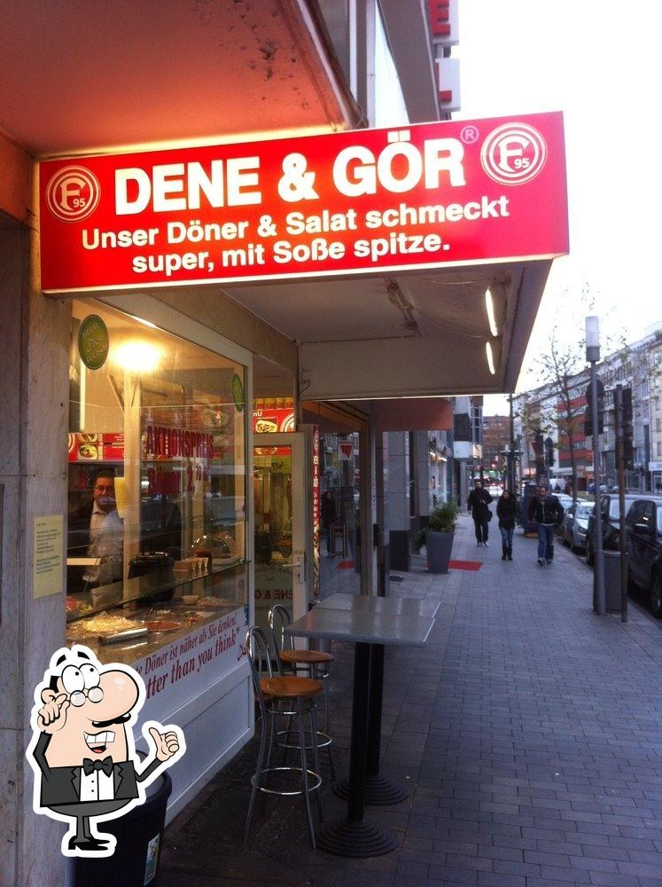 Забронируйте столик в Dene & Gör