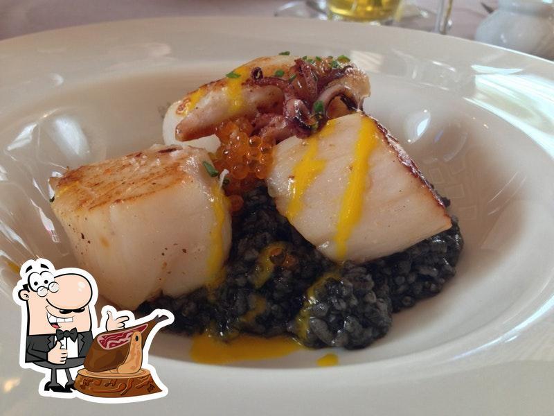 Platos en Restaurante La Orza