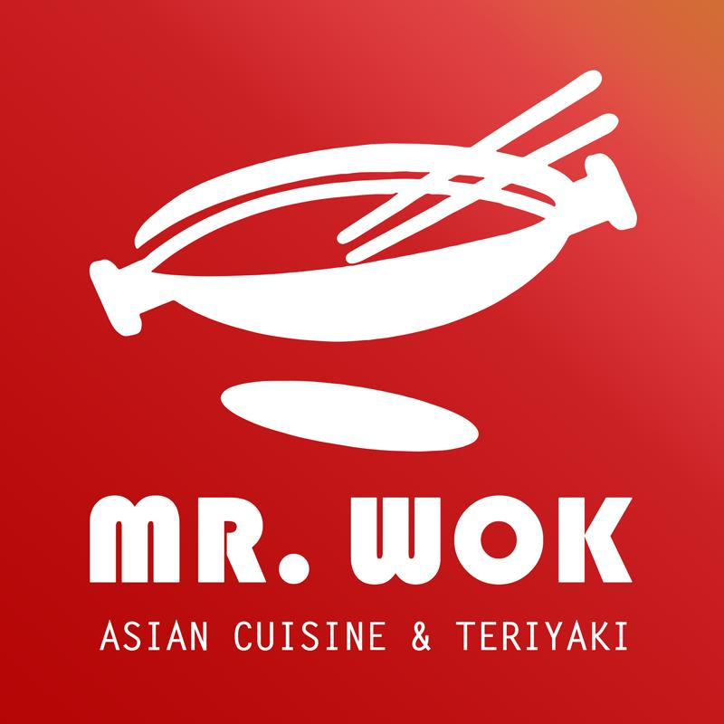 Here's the advertisement of Mr. Wok