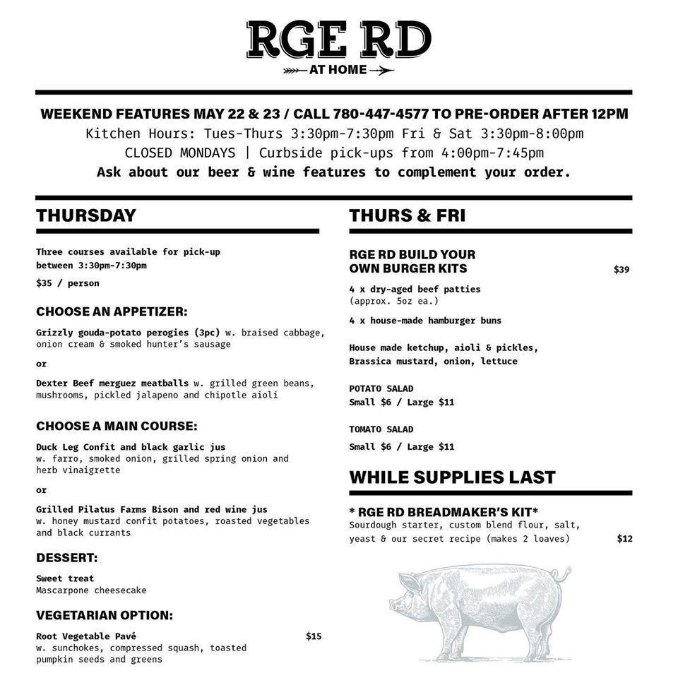 Este es el anuncio de Rge Rd