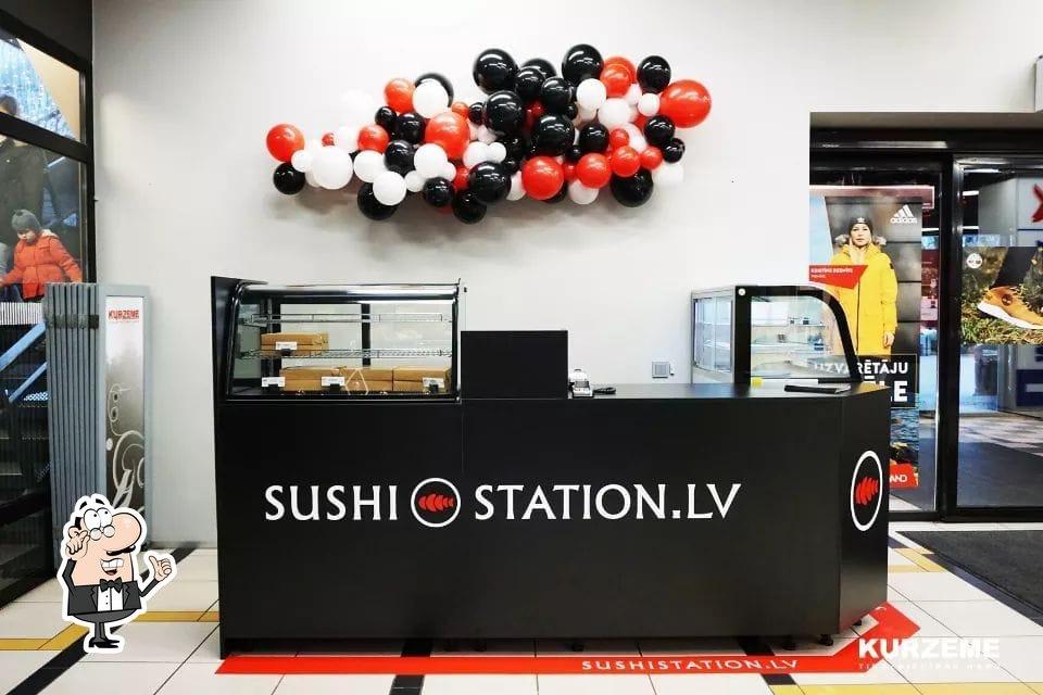 "Sushi Station Cafe Liepaja Restaurant Reviews ""sushi express greito maisto japonų restoranas. sushi station cafe liepaja"