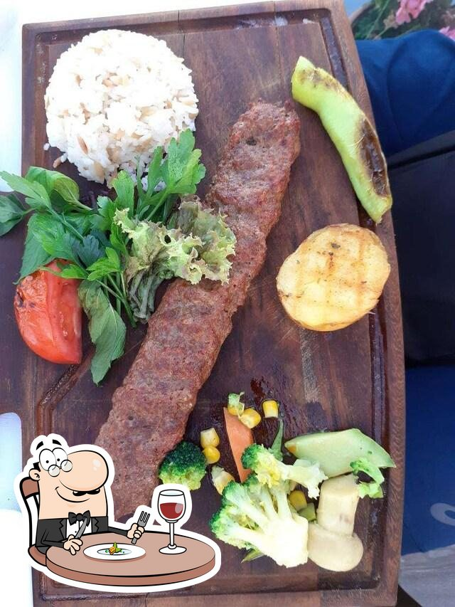 Food at Turk Art Terrace Restaurant