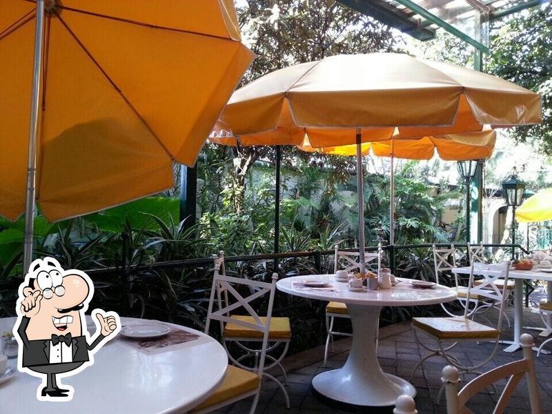 El interior de Restaurante Vivaldi y Salón de Eventos Stravaganza