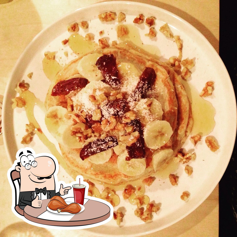 Meals at MOAK Pancakes West
