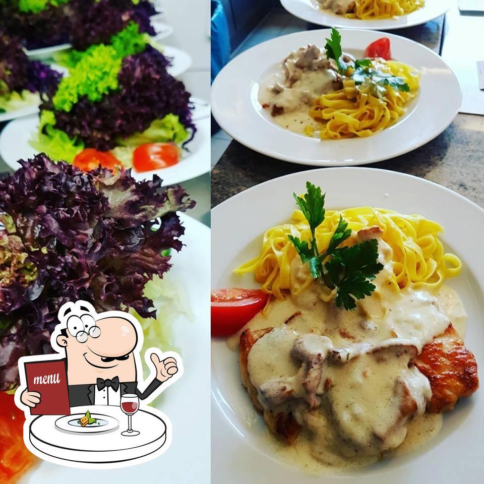 Essen im Bosporus