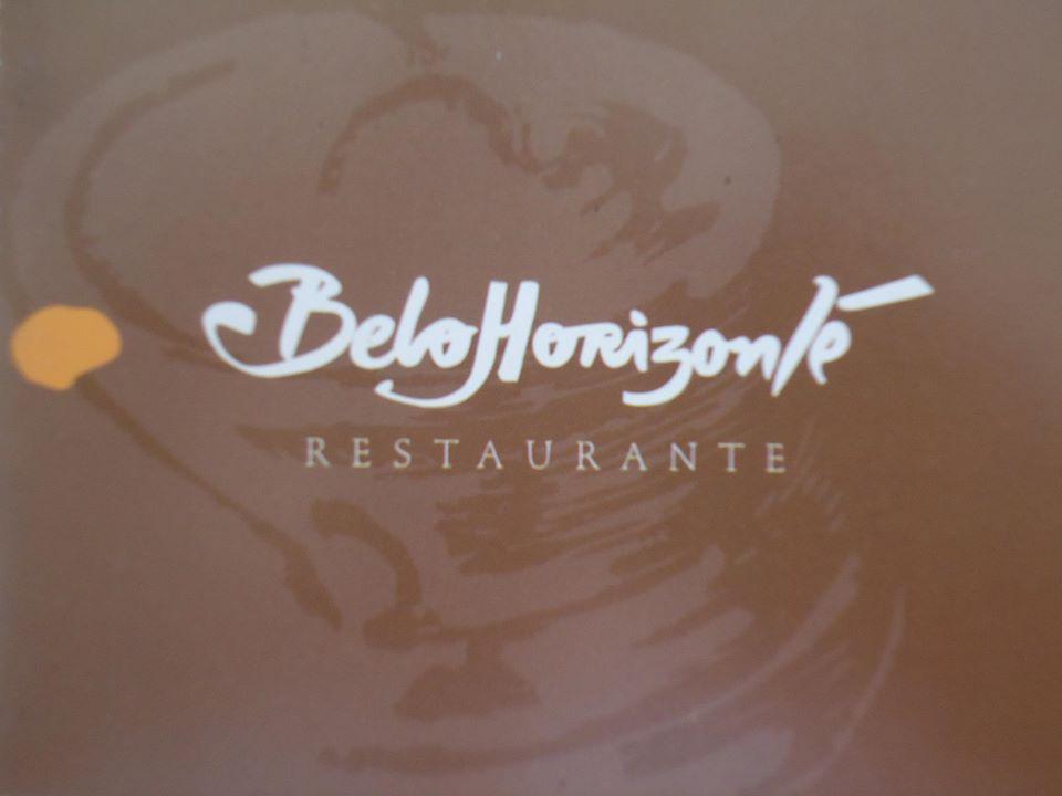 A marca do Restaurante Belo Horizonte - Julio Dias Castanheira