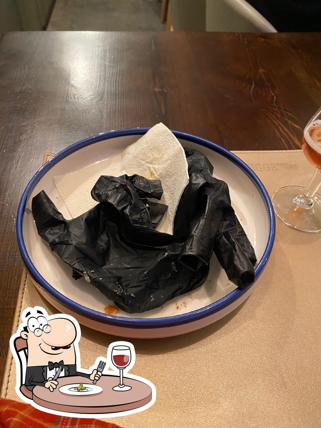 Еда в Brugge Pub