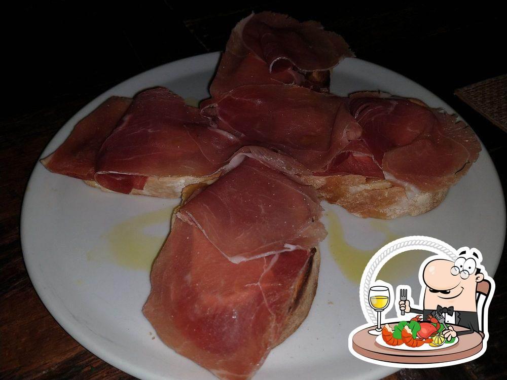 Os visitantes do Fratelli podem conseguir diversos itens de frutos do mar