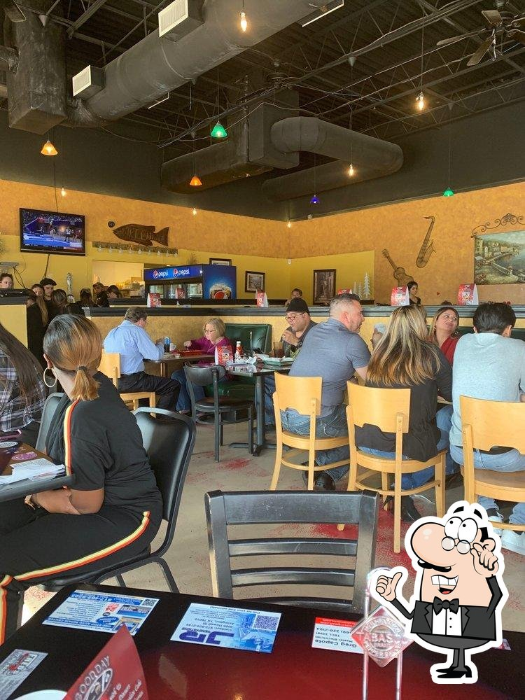 Check out how Good Day Cafe looks inside
