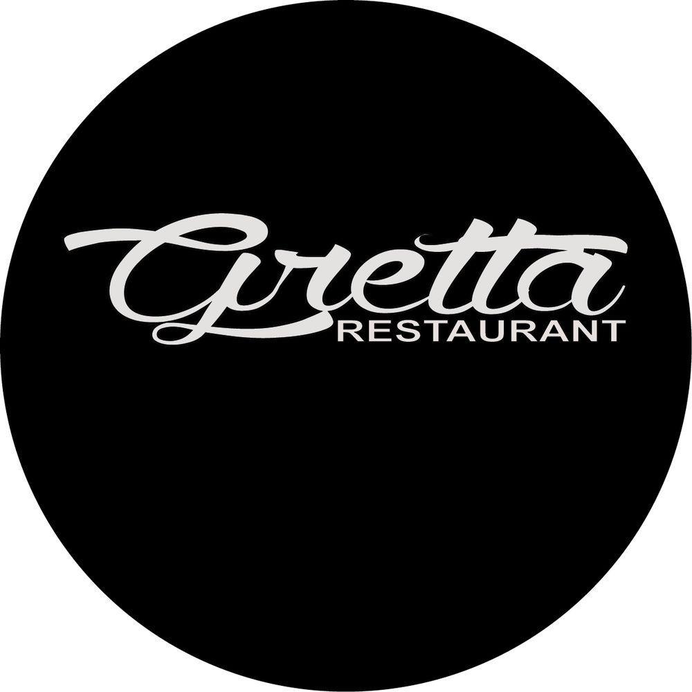 The graphical representation of Gretta's brand