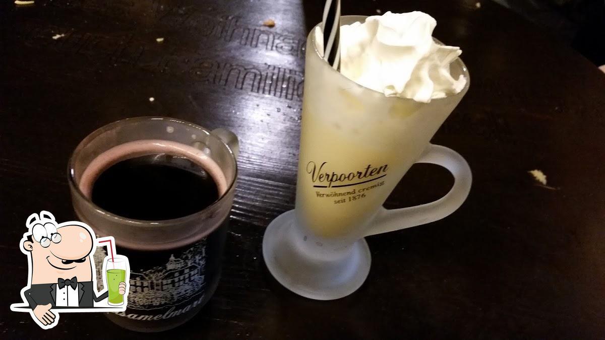 Enjoy a beverage at Mezopotamya