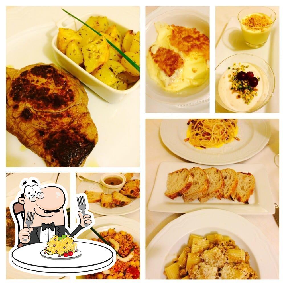 Meals at Ristorante Spirito DiVino
