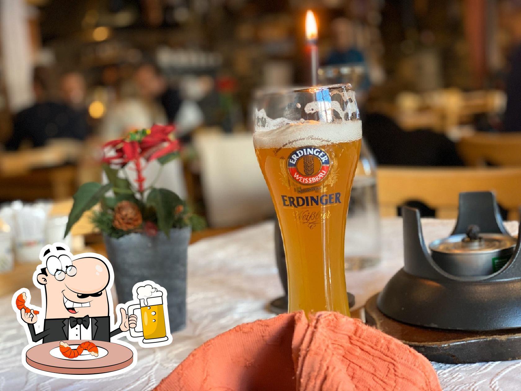 Waldhüs Bodmen propose un nombre de bières
