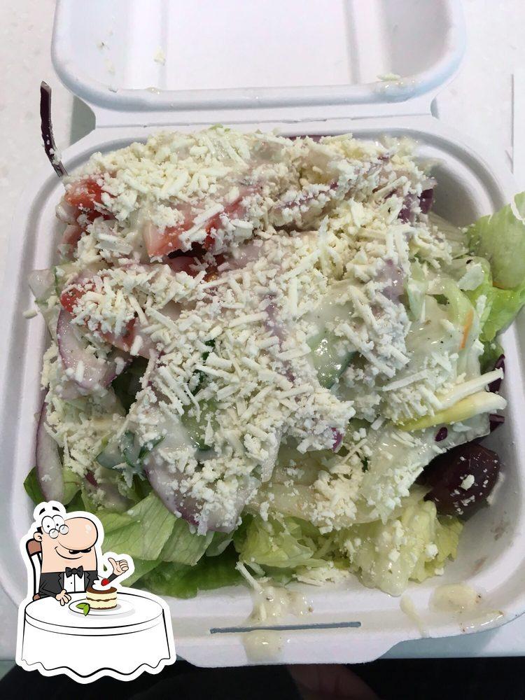 Jimmy The Greek Salad Recipe
