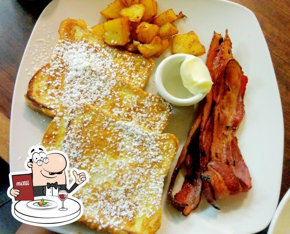 Food at John's Breakfast & Lunch