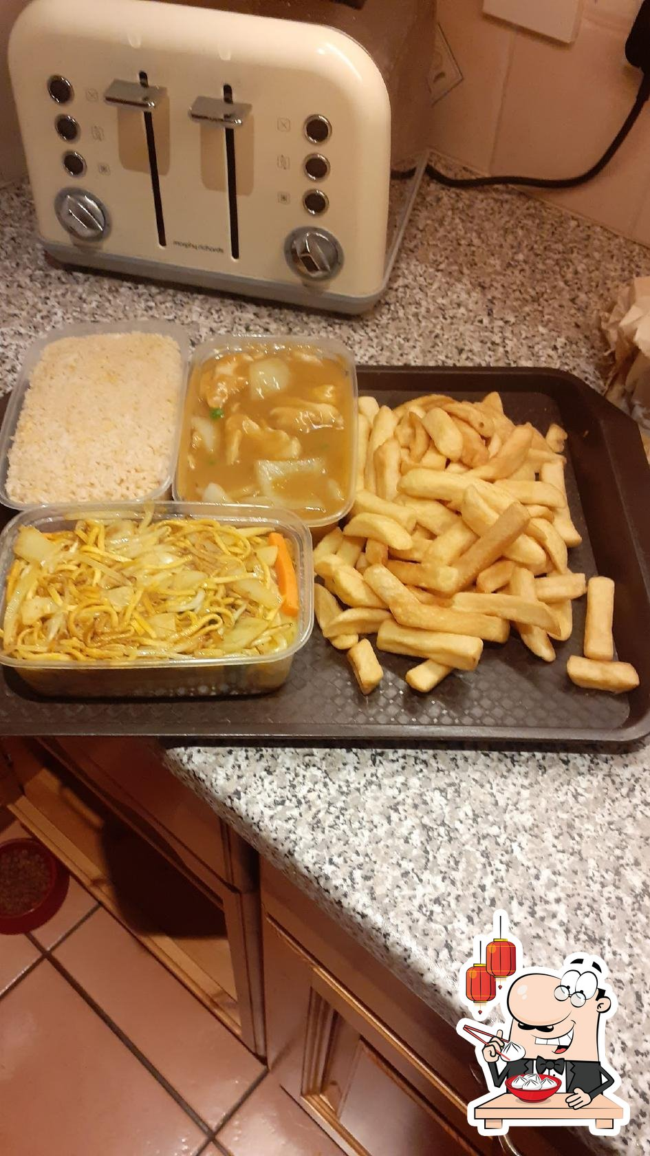 Meals at Oriental Villa