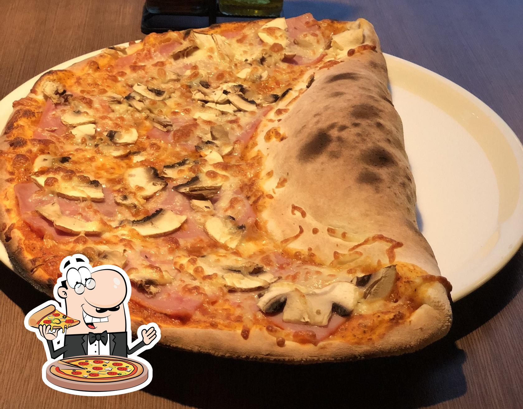 Prueba una pizza en Eldofninn