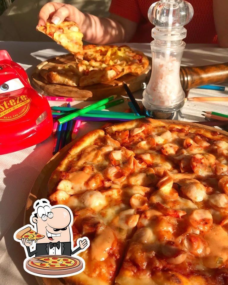 La pizza est le plat rapide favori du monde
