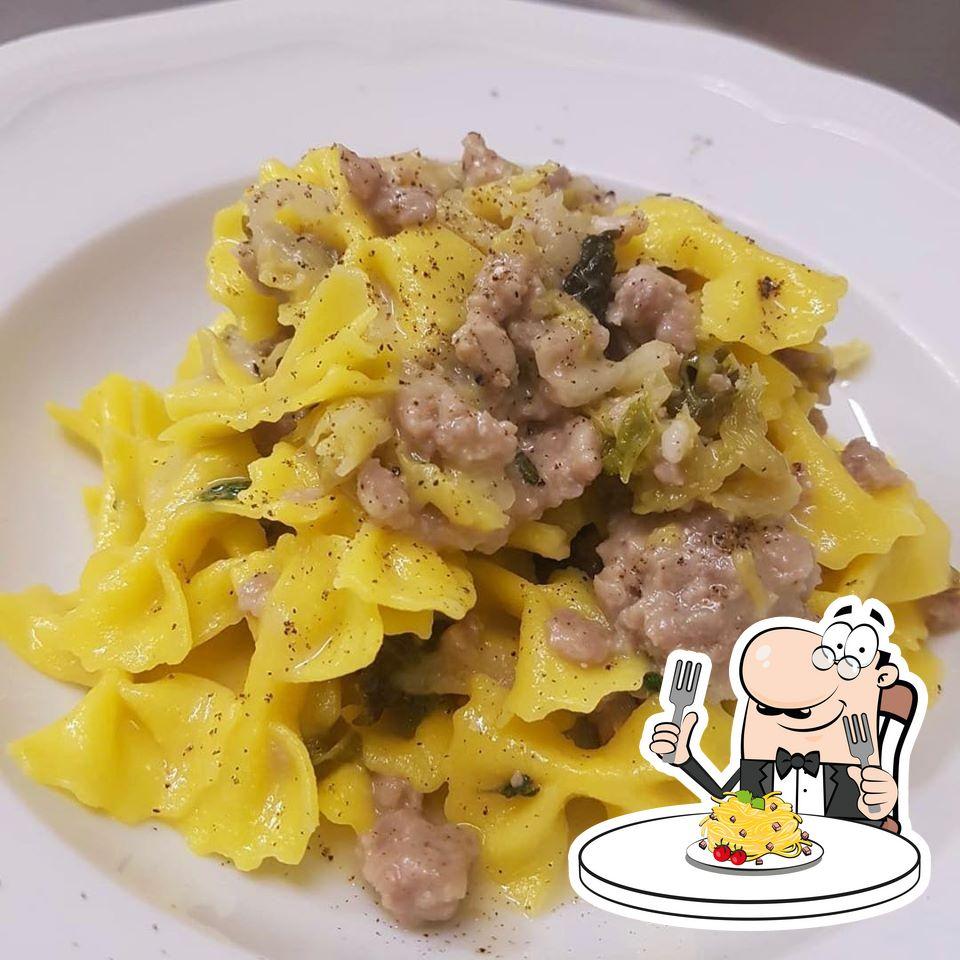 Food at All'Osteria Bottega