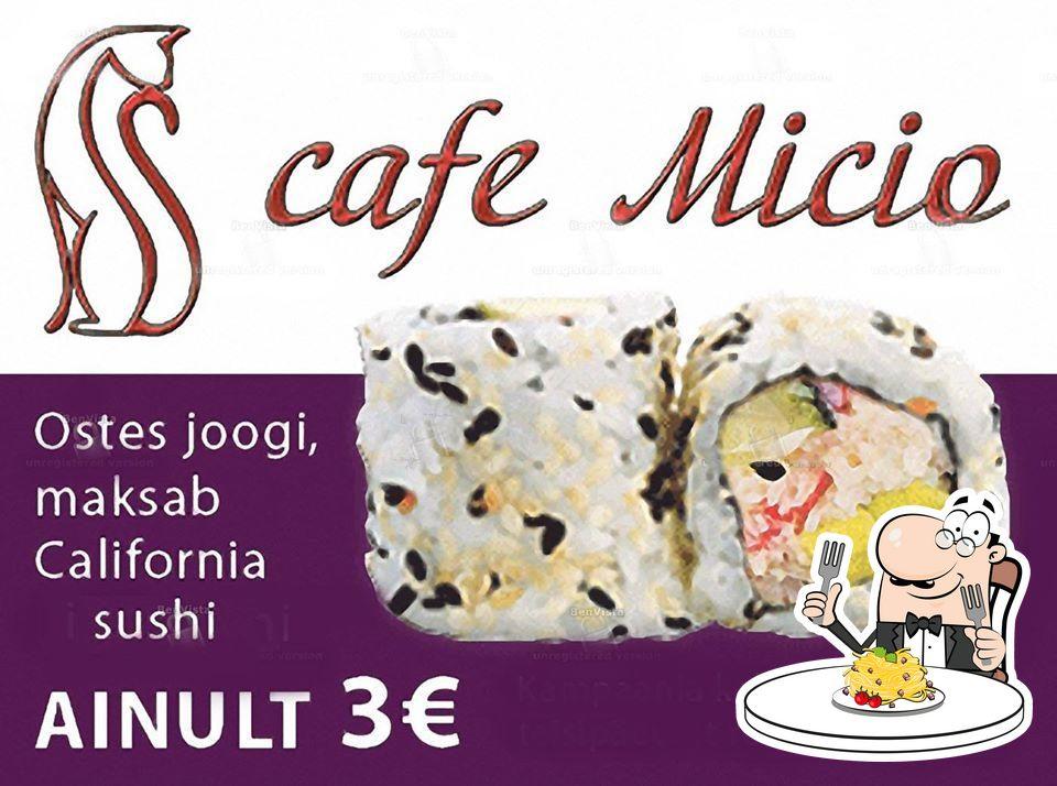 Блюда в Cafe Micio